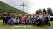 La Croce sul Chianiello, un motivo in più per andare in montagna