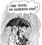 Piove, governo ladro!!!
