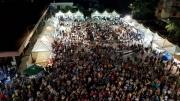 Angri, Pizza Fest fa il pieno alla serata inaugurale