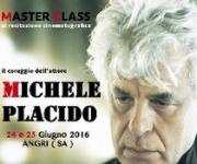Master Class di recitazione cinematografica con Michele Placido