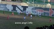 Sesta vittoria consecutiva dell'Angri: 1-0