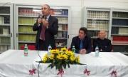 Il Prefetto Umberto Postiglione ha incontrato gli studenti del Liceo La Mura