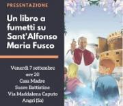 Angri, un libro a fumetti per raccontare Sant'Alfonso Maria Fusco