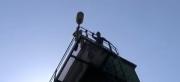 Angri, salgono sul silos e minacciano di buttarsi giù