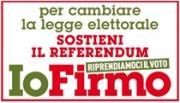 Referendum sulla legge elettorale, anche al Comune la raccolta di firme