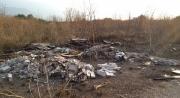 Due angresi denunciati alla Procura per deposito abusivo di rifiuti pericolosi