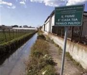 Ancora sversamenti illeciti nel fiume Sarno