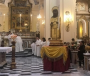 Angri, al via i festeggiamenti in onore di San Giovanni Battista
