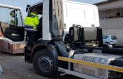 Un nuovo automezzo scarrabile per Angri Eco Servizi