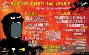 Angri, torna il festival di solidarietà per l'Africa