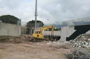 Angri, continua il cronoprogramma dei lavori allo Stadio Novi