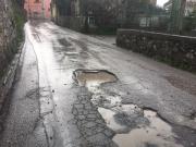 """""""Dissesto strada provinciale che porta al Valico di Chiunzi, la situazione è ormai insostenibile"""""""