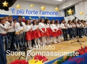 """""""E' più forte l'Amore…"""" iniziativa di solidarietà degli alunni dell'Istituto Suore Compassioniste di Angri """""""