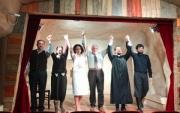 """Angri. Teatro al Castello: in scena la compagnia Talia Teatro con """" Cristo qui non è disceso"""""""