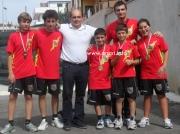 Brillanti risultati del Tennis Tavolo Angri a San Nicola La Strada
