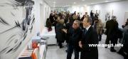 Inaugurata al Punto Einaudi di Salerno la personale  di Ernesto Terlizzi