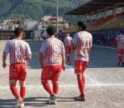 L'Angri  battuta al Novi dal Santa Cecilia: 1-2
