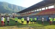 L'Angri prepara la partita contro la capolista Virtus Scafatese