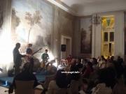 Successo di pubblico al Castello Doria per il Concerto Jazz del Valerio Virzo Supertrio