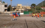 Scuola calcio, da lunedì 3 settembre si parte con le attività della Vis Angri