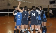 La rimonta dell' Angri Volleylab